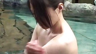 bathroom blowjob japanese oral outdoor pov uncensored