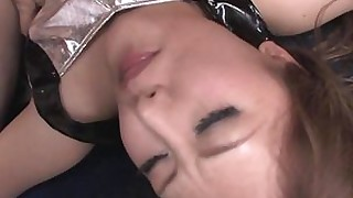 hot japanese party uncensored bukkake cumshot facials group-sex