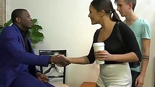 creampie hardcore horny interracial prostitut