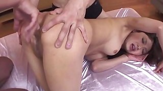 fingering japanese mature milf sucking