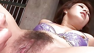 anal blowjob brunette creampie cumshot doggy-style fingering hairy hd