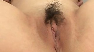 squirting sucking japanese fingering