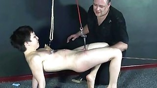 bdsm boss masturbation nasty