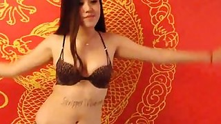 webcam striptease posing little hot homemade dancing amateur