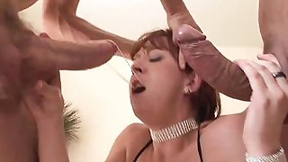 anal creampie fuck pleasure prostitut ride stocking threesome