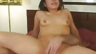 babe brunette cumshot fuck hot japanese small-tits little pussy