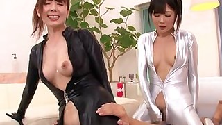babe cosplay fetish hairy handjob japanese playing threesome