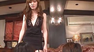 blowjob boss brunette japanese juicy lingerie toys uncensored