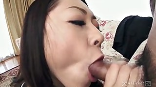 blowjob bus busty big-cock japanese sucking uncensored
