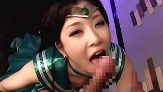 blowjob close-up cosplay fingering hardcore japanese playing sucking