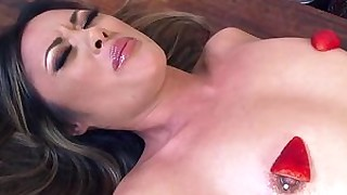 fuck small-tits little mature sucking