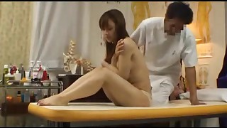 little massage brunette small-tits doggy-style hardcore japanese ass