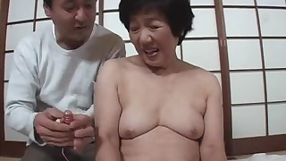 bbw granny japanese mammy mature panties toys