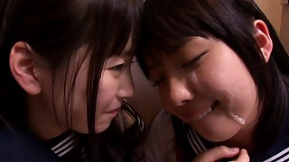 blowjob classroom crazy facials japanese oil pleasure schoolgirl teen