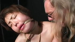 bdsm hd japanese kinky small-tits little slave sweet