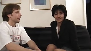 amateur blowjob hardcore horny japanese natural pussy tattoo