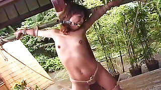 babe bdsm fisting hd small-tits little outdoor slave