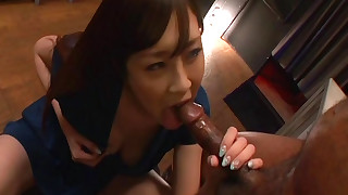 pornstar milf kitchen japanese handjob blowjob black