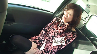 car chick dildo hairy japanese pornstar pussy really stocking