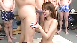 hd hardcore gang-bang fuck facials bukkake brunette toys panties