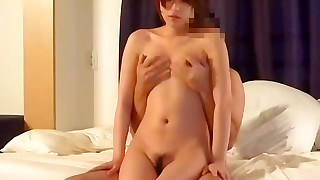 ride kiss doggy-style slender little small-tits homemade hairy girlfriend