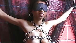 babe bdsm boobs cute deepthroat nipples outdoor slave
