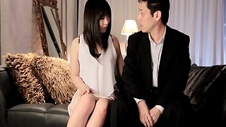 ride pussy little small-tits licking japanese hd hairy brunette