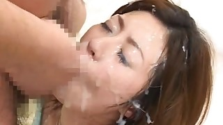 beauty big-tits blowjob bukkake chick cumshot facials gang-bang hairy