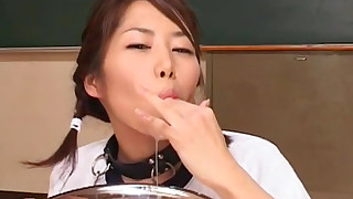 blowjob bukkake classroom cumshot cute facials japanese juicy rimming