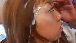 blowjob schoolgirl redhead japanese innocent hd hardcore hairy gang-bang