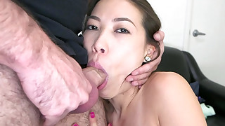oral natural hot hardcore facials deepthroat cumshot blowjob shaved