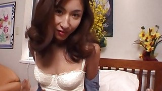 ass bedroom couple cute fingering hairy japanese kiss lingerie