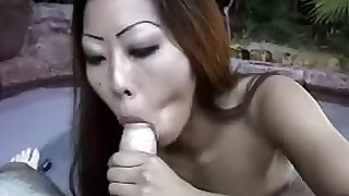 blowjob cumshot facials hot milf nasty natural outdoor redhead