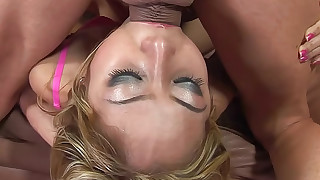 amateur blonde blowjob cumshot deepthroat oral prostitut whore