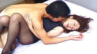 japanese fuck blowjob hairy brunette hardcore hot bedroom sweet