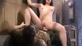 beauty cumshot fuck hardcore hot small-tits little outdoor pussy