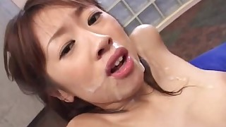 beauty bukkake facials gang-bang hairy hot japanese natural pretty