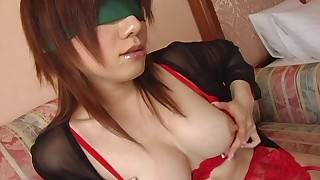big-tits japanese lingerie pornstar pussy solo stocking toys