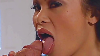 big-tits tattoo shaved pussy pornstar natural milf licking juicy
