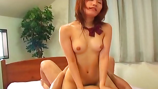 babe schoolgirl ride redhead nasty japanese hot hairy doggy-style