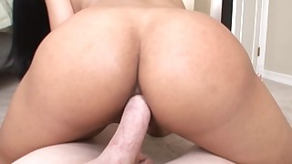 anal beauty blowjob brunette gang-bang hot milf pov ride