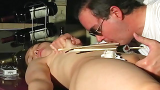 bdsm beauty domination fetish hardcore pussy shaved slave spanking