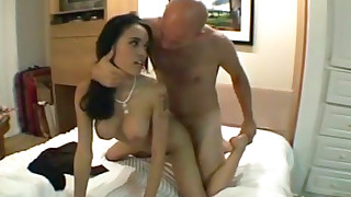 blowjob doggy-style licking nipples pornstar pussy sucking threesome